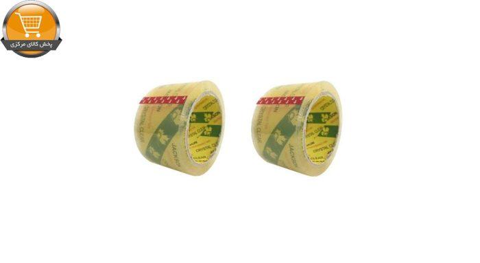 چسب پهن جکسون مدل Y90 بسته 2 عددی | پخش کالای مرکزی