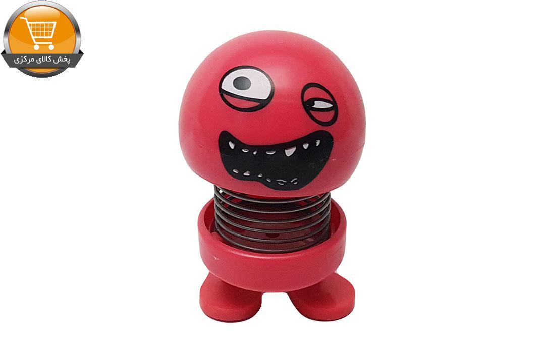 عروسک فنری طرح ایموجی مدل Minijim-03 | فروشگاه پخش کالای مرکزی