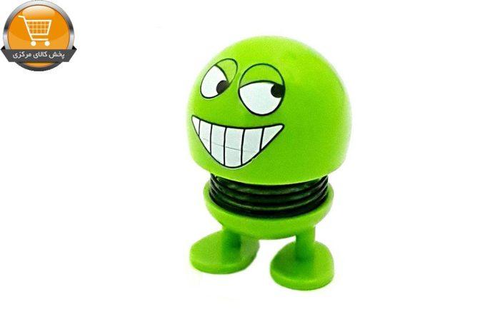 عروسک فنری طرح ایموجی کد 102 | فروشگاه پخش کالای مرکزی
