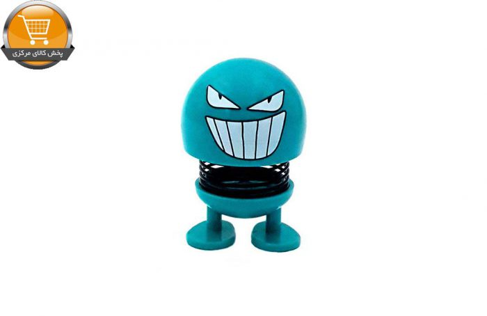عروسک فنری طرح ایموجی کد 50| فروشگاه کالای مرکزی