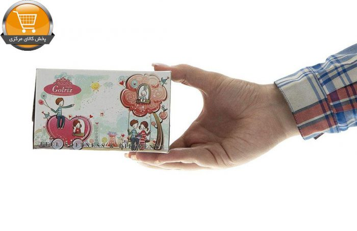 دستمال کاغذی 50 برگ گلریز گلدار طرح خاطرات كودكي | فروشگاه پخش کالای مرکزی