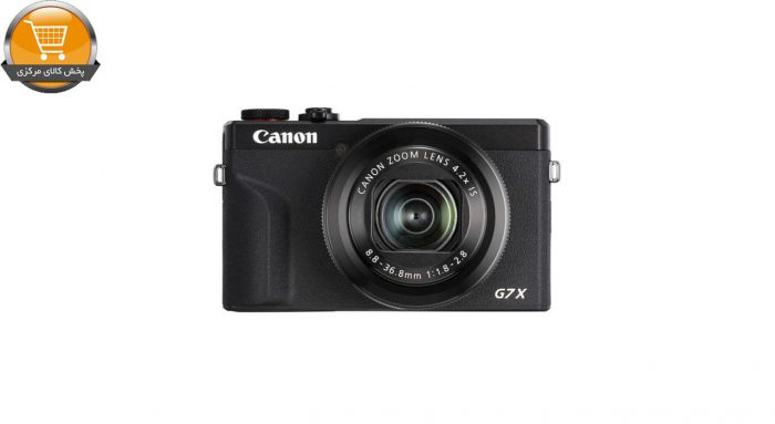 دوربین دیجیتال کانن مدل G7X MARK III | پخش کالای مرکزی