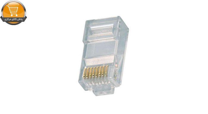 کانکتور cat6 مدل RP6U بسته 100 عددی | پخش کالای مرکزی