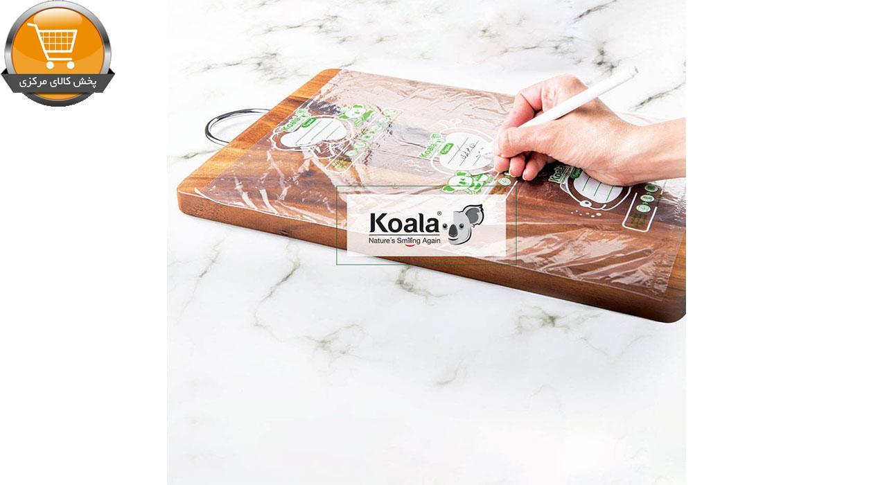 کیسه فریزر کوالا مدل کریستال هشت بسته 60 عددی | فروشگاه پخش کالای مرکزی