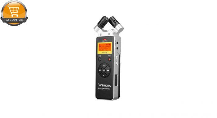 ضبط کننده حرفه ای صدا سارامونیک مدل SR-Q2M | پخش کالای مرکزی
