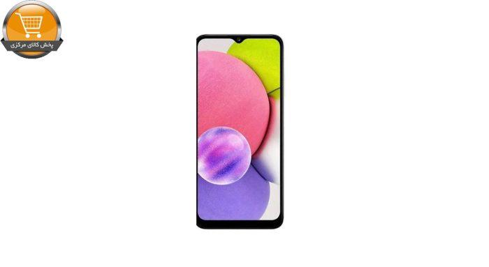 گوشی موبایل سامسونگ مدل Galaxy A03s SM-A037F/DS دو سیم کارت ظرفیت 32 گیگابایت و رم 3 گیگابایت | پخش کالای مرکزی