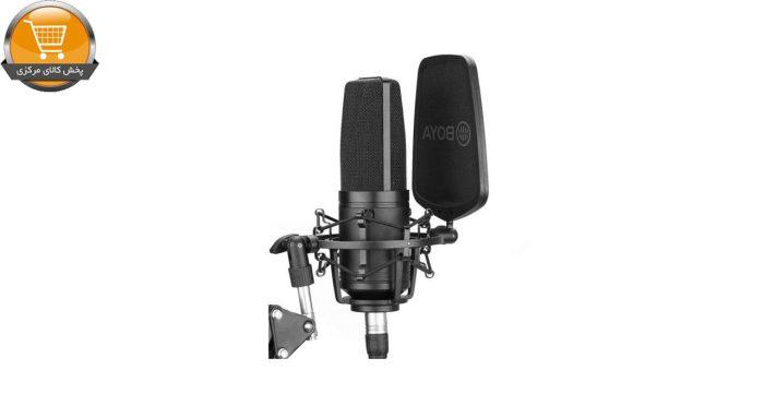 میکروفون استودیویی بویا مدل BY-M1000 | پخش کالای مرکزی